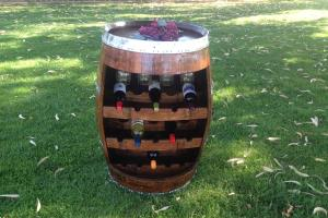 Brilliant Diy Ways Reusing Old Wine Barrels Fall Home