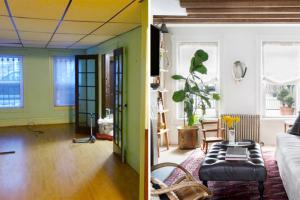Brooklyn Townhouse Gets Hip Renovation See Inside