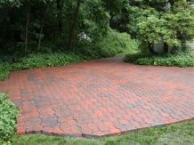Build Brick Patio