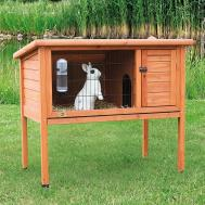 Build Diy Rabbit Hutches Four Easy Steps
