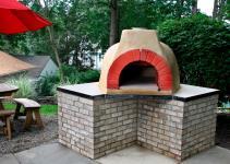 Build Pizza Oven Step Easy Diy Idea