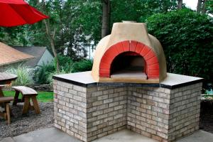 Build Pizza Oven Step Easy Diy Idea