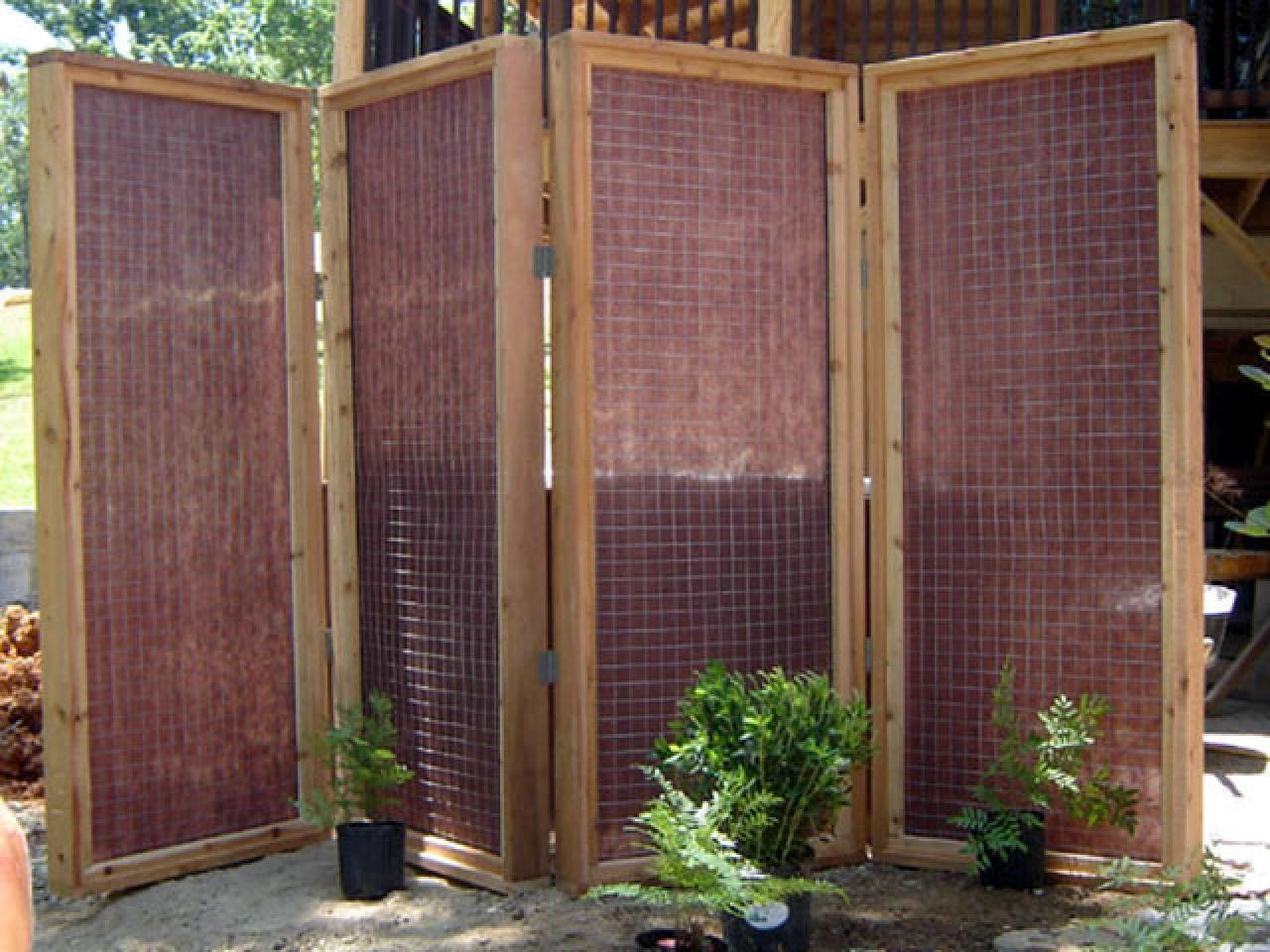 fantastic outdoor privacy screens that