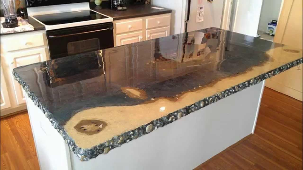 38 Extremely Awesome Minimalist Diy Concrete Countertops That You Have To Try Photos Decoratorist