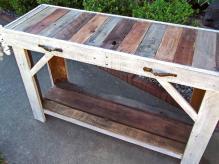 Buy Handmade Rustic Reclaimed Pallet Table Made