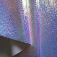 Buy Wholesale Holographic Fabric China