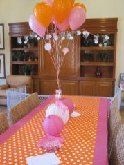 Caleigh Pink Orange Lollipop Birthday Conquering Self