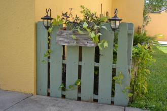 Camelot Art Creations Garden Pallet