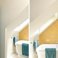Can Hang Shower Curtain Bathroom