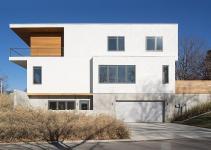 Carpenter Residence Serene Modern Home Kansas City
