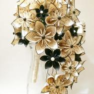 Cascading Bouquet Paper One Kind Origami