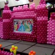 Castle Themed Party Decorations Birthday Theme