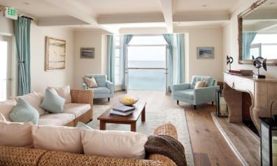 Casual Interior Design California Beach House Decor