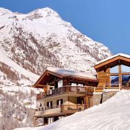 Catered Ski Chalet Zermatt Grace Leo Trippi