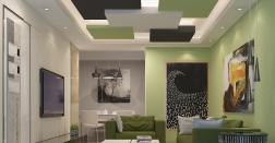 Ceiling Design Modern Minimalist Home Interior