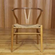 Ch24 Arm Chair Fifties Hans Wegner Carl