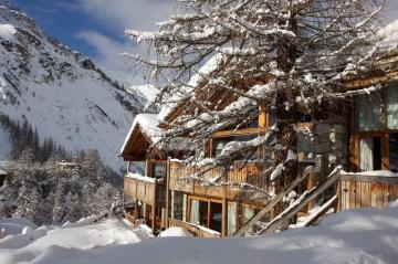 Chalet Lafitenia Val Isere Alpine Guru