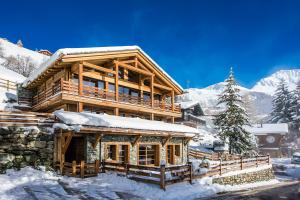 Chalet Lucine Luxury Retreats
