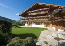 Chalet Reseda Gstaad Leo Trippi