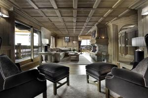 Chalet Tsuga Courchevel 1850 Sleeps Kaluma Travel