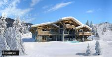 Chalet Univers Studio Animation Architecture