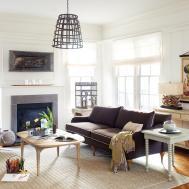 Charming Modern Farmhouse Interior Design Floating