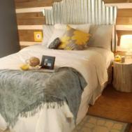 Cheap Diy Headboard Design Idea Awesome Bedroom
