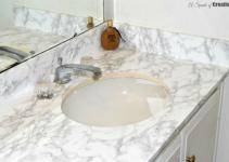 Cheap Simple Ways Add Luxurious Marble Your