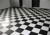 Checkered Floor Tile Zyouhoukan