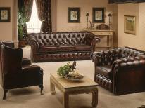 Chesterfield Sofa Home Interior Design Kitchen
