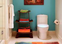 Chic Cheap Bathroom Makeover