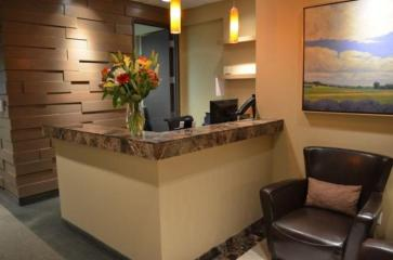 Chic Office Reception Area Design Ideas Welcoming
