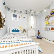 Children Bedroom Decorating Ideas Playing Style