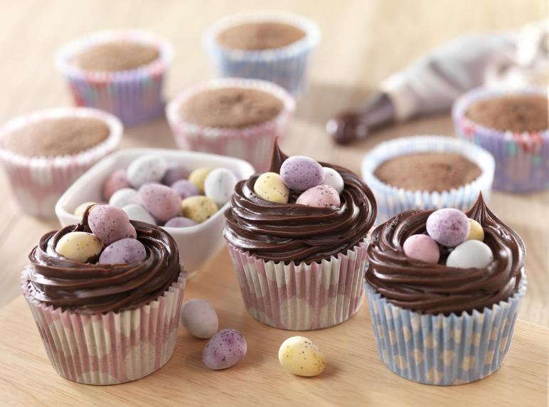 Chocolate Cupcakes Recipe Bake Stork