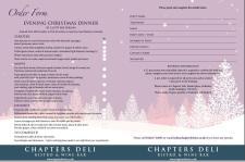 Christmas 2017 Chapters Deli