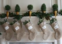 Christmas Decor Ideas Burlap Know
