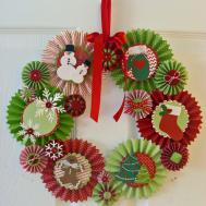 Christmas Kitchen Table Stamper