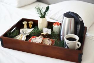Christmas Morning Breakfast Bed Kristi Murphy Diy Ideas