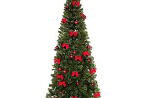 Christmas Tree 210cm Ornaments Direct Bargain