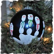 Christmas Winter Fingerprint Craft Ideas Kids Crafty