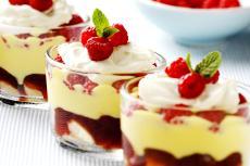 Classic Scottish Tipsy Laird Trifle Recipe