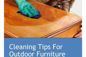 Cleaning Tips Outdoor Furniture Living Issuu