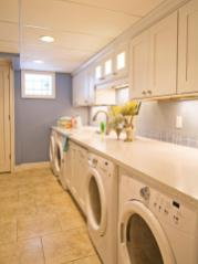 Clever Storage Ideas Your Tiny Laundry Room