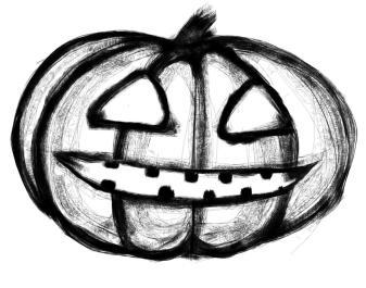 Clipart Halloween Pumpkin