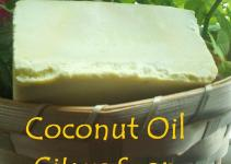 Coconut Oil Citrus Soap Wise Wife