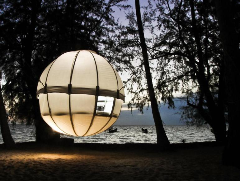 Cocoon Tree Bed Deluxe Ahalife