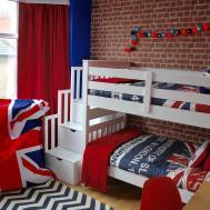 Colour Blocking Painting Ideas Kids Rooms Kinderoo