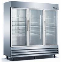 Commercial Reach Refrigerator Glass Doors