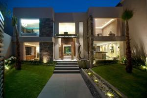 Compromising Modern Home Mexico Casa City