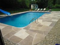 Concrete Pool Deck Seymour Sound